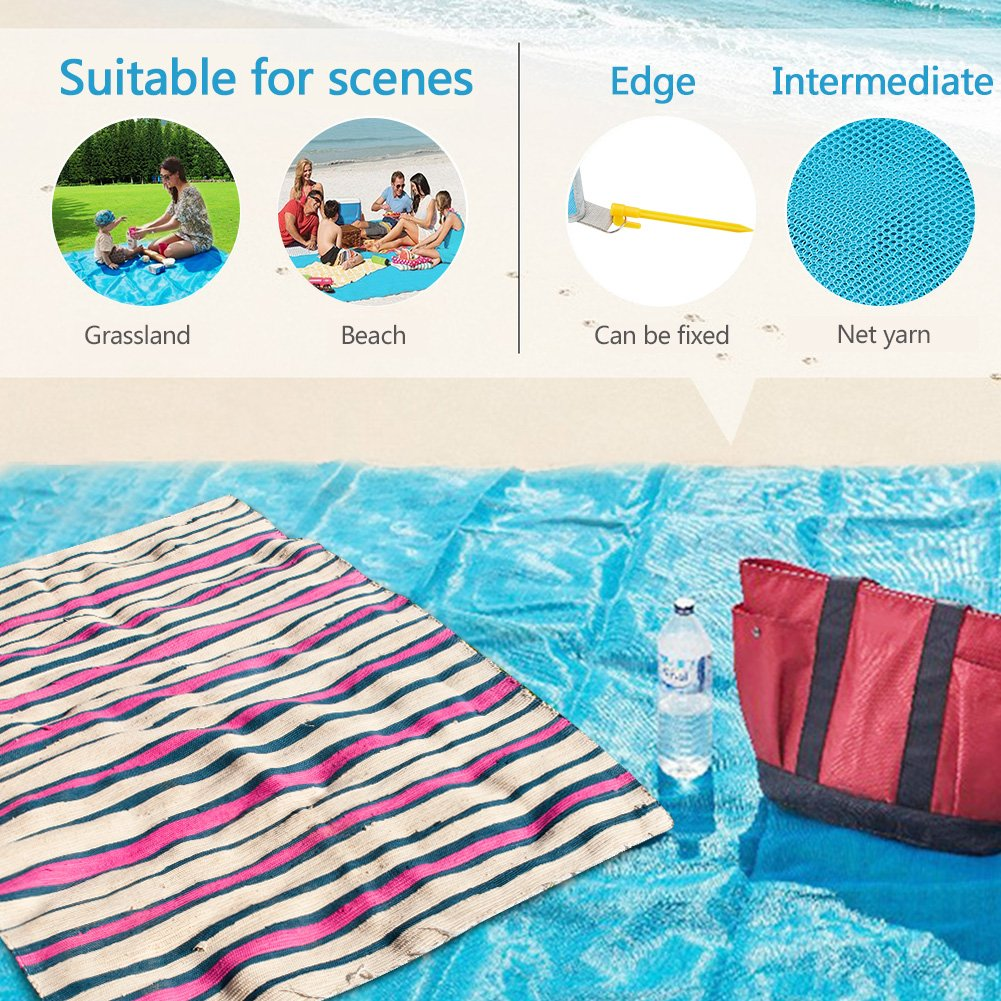 Magic Beach Mat