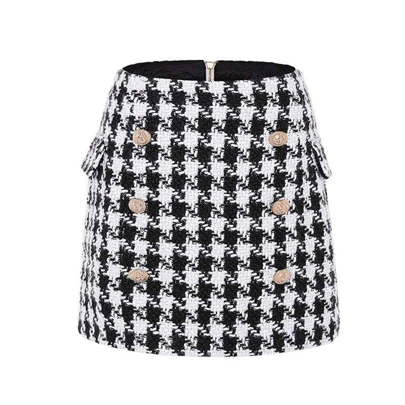 High Street Runway Designer Skirt