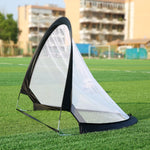 2 Piece Soccer Football Goal