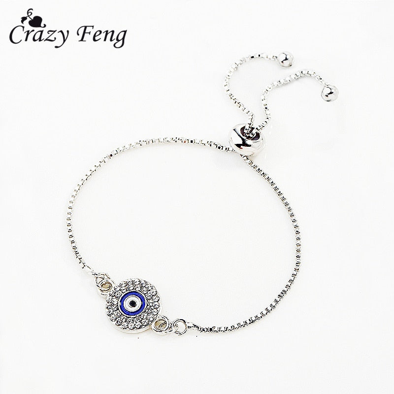 Fashion Arabic Charm Bracelet