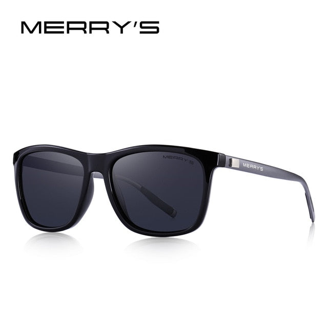 Mens Retro Sunglasses / Polarized