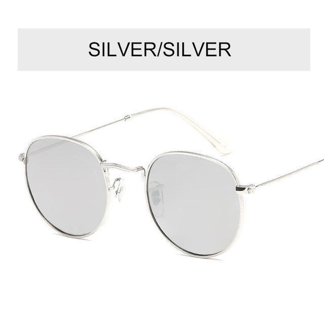 Round Women's Sunglasses