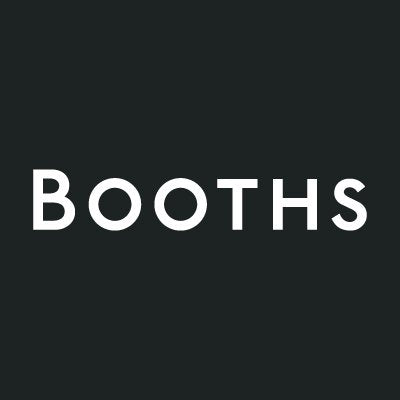 Boom Kitchen now available in Booths