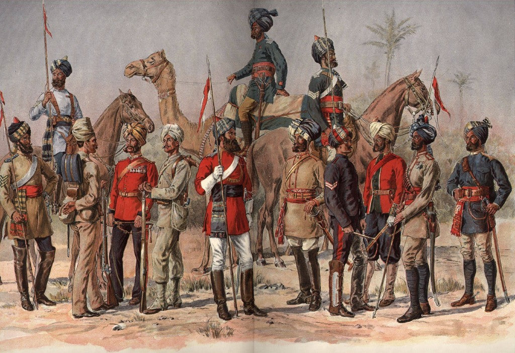 Madras Army East India Company