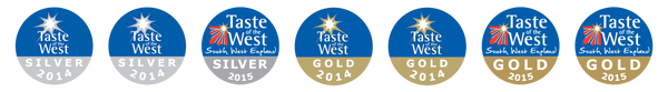 Taste of the West Food product award