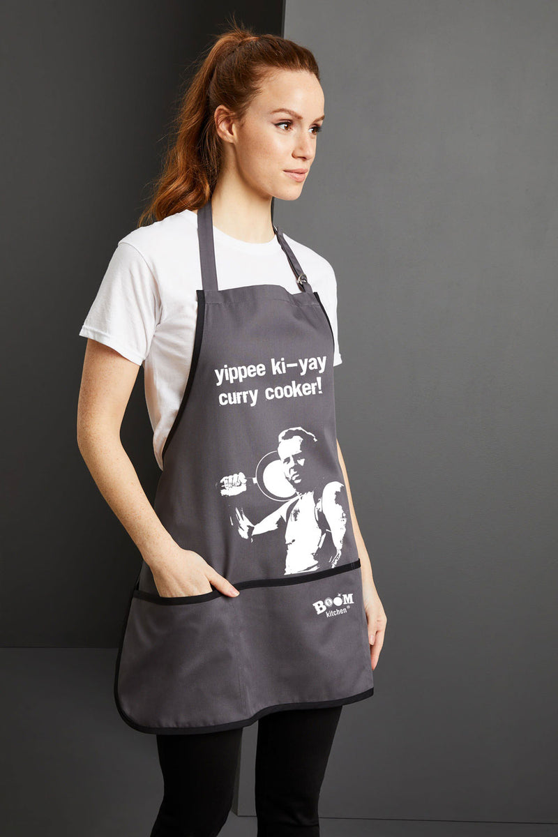 products/Charcoal-yippe-ki-yay-curry-cooker-apron-full-length.jpg