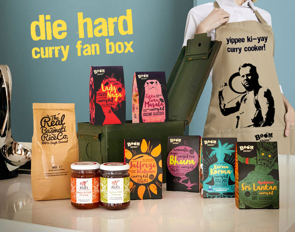 Die Hard Curry Fan Box