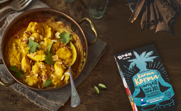 Karma Korma Recipe Kit