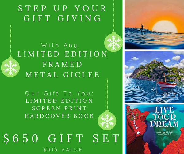 """Step Up Your Gift Giving"" Gift Set"