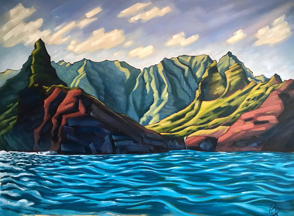 The Awakening of Na Pali