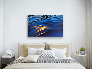 Light Waves Rippling on the Water Original Oil