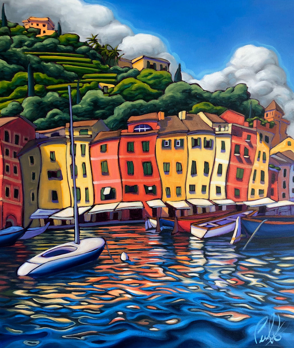 One Afternoon in Portofino