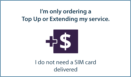 Order Top Up