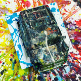 Small PopBangColour 'Re-Tyred' | Cadillac Escalade | BATCH 2 - POPBANGCOLOUR Shop