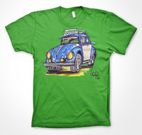 Volkswagen 'Baloo the Beetle'' #ContinuousCar Unisex T-shirt