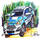 #ContinuousCar No.447 | Ford Fiesta Rally Car