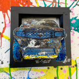 Small PopBangColour 'Re-Tyred' Chevrolet Camaro (1st Edition) - POPBANGCOLOUR Shop
