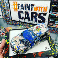 Medium PopBangColour 'Re-Tyred' | Golf GTI | BATCH 2 - POPBANGCOLOUR Shop