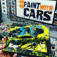 "Medium PopBangColour 'Re-Tyred' | Chevrolet Camaro ""Bumblebee"" 