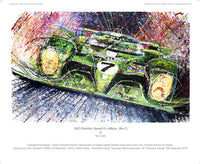 Bentley Speed 8 Le Mans No7 2003 - POPBANGCOLOUR Shop
