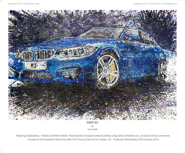 BMW M3 - POPBANGCOLOUR Shop