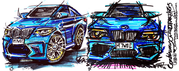 BMW M2 | CAR MAD DAD | #ContinuousCar | Mug