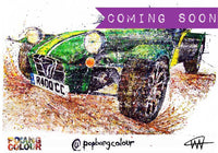 Caterham R400 - POPBANGCOLOUR Shop