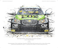 Chevrolet Cruze IPTECH Race 2013 Team Club 44 NGTC (Andy Neate) - POPBANGCOLOUR Shop
