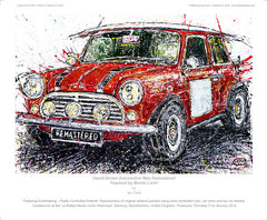 David Brown Automotive Mini Remastered 'Inspired by Monte Carlo'