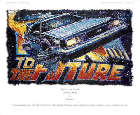 Delorean DMC12 – Back To The Future