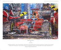 F1 Marussia MR01 - POPBANGCOLOUR Shop