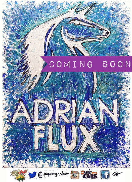Adrian Flux - POPBANGCOLOUR Shop