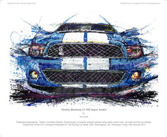 Ford Shelby Mustang GT-500 Super Snake