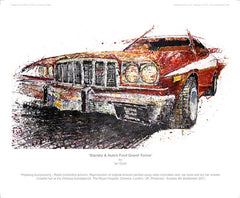 Ford Grand Torino Starsky & Hutch