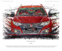 Honda Civic Type-R (2015) - POPBANGCOLOUR Shop