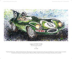 Jaguar D-TYPE 774 RW (Mike Hawthorn)