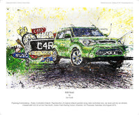 KIA Soul (green) - C4R FEST North - POPBANGCOLOUR Shop