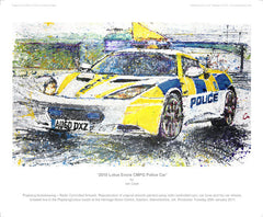 Lotus Evora CMPG Police Car 2010