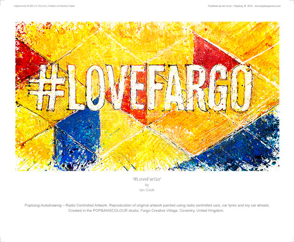 #LoveFarGo - POPBANGCOLOUR Shop