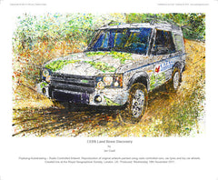 Land Rover Discovery Series 2 'China Explorers'