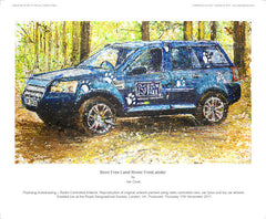 Land Rover Freelander Born Free