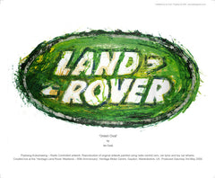 Land Rover - Green Oval