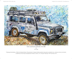 Land Rover Defender RGS 110