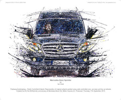 Mercedes-Benz Sprinter - #20Sprinter