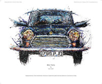 Mini (Austin) Thirty - POPBANGCOLOUR Shop