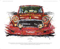 Mini ERA Turbo 1989 - POPBANGCOLOUR Shop