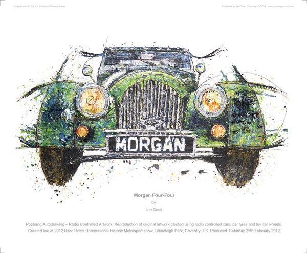 Morgan Four-Four - POPBANGCOLOUR Shop