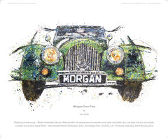 Morgan Four-Four