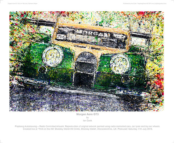 Morgan Aero GT3 - POPBANGCOLOUR Shop