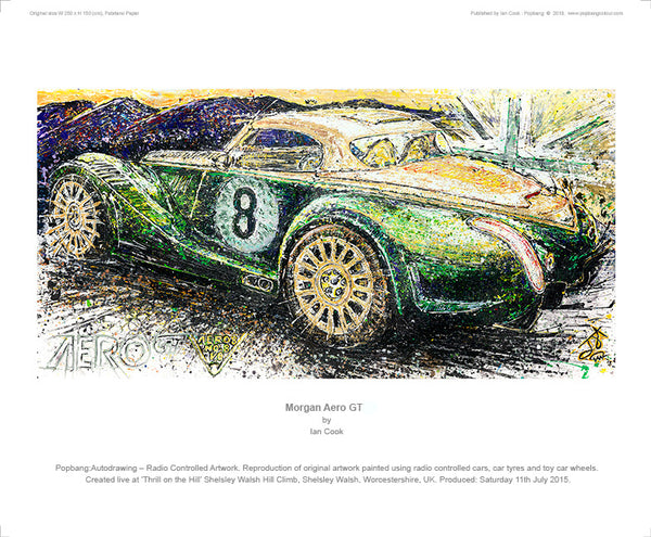 Morgan Aero GT - POPBANGCOLOUR Shop